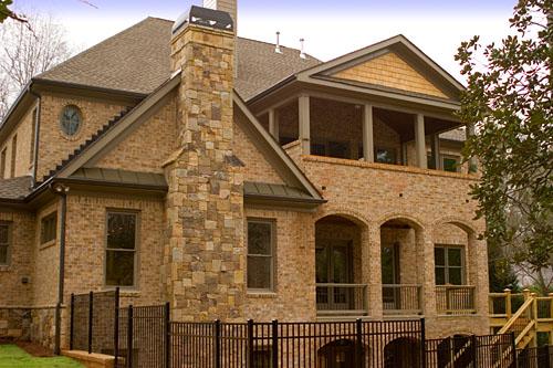 J lance properties custom home builders in the for Custom home builders in atlanta